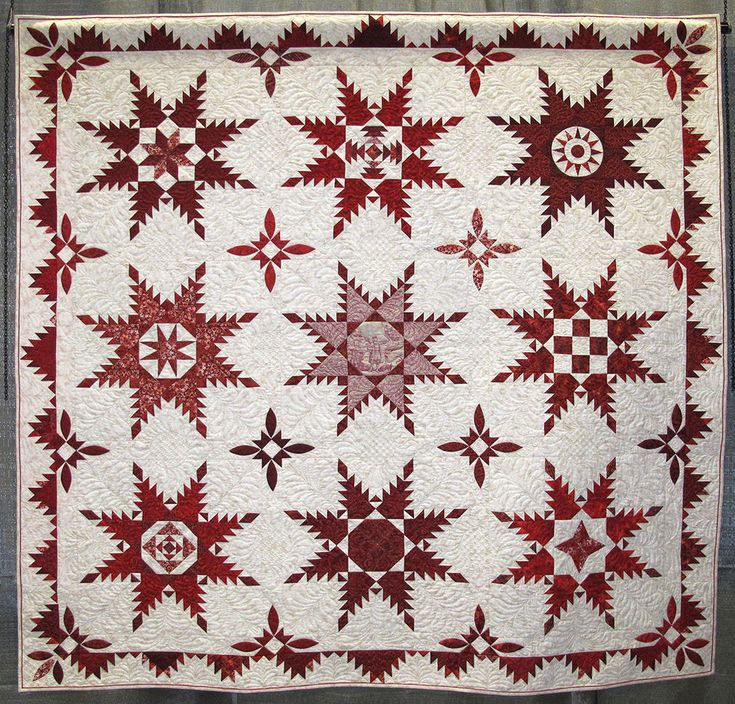 132 Best Star Quilt Images On Pinterest Star Quilts