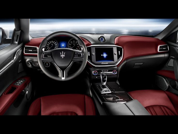 Maserati Ghibli - 2013