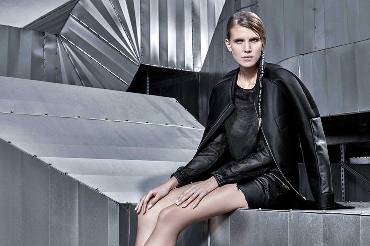 Filip_Roth_Absence_campaign #fashion #future #minimalism #blvck #filiproth #coat #futureminimal