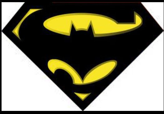 Batman & Superman Logo