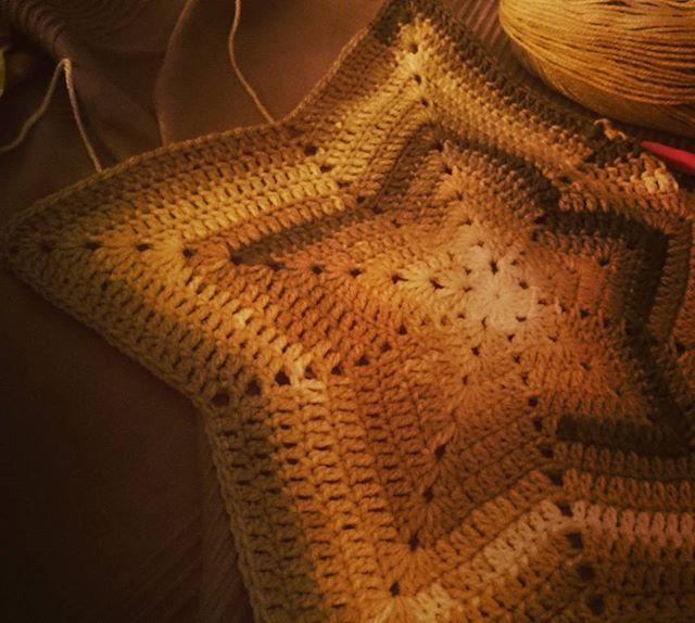 Sometimes it's the only way to calm down #crochet #sternehäkeln #melohäkelt #wollsucht