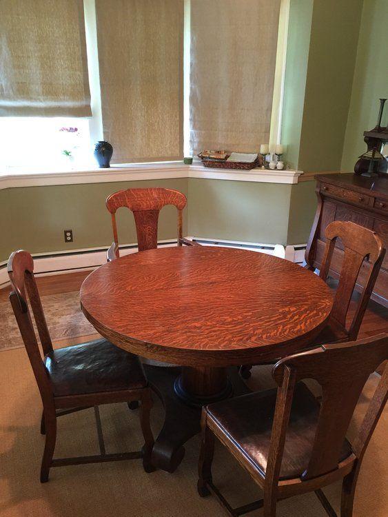 Arts-Crafts/Mission Antique Dining Room Set