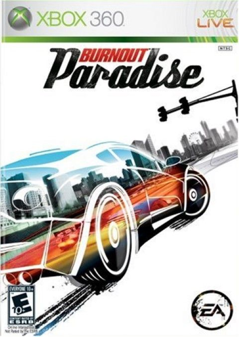 Burnout Paradise Game Xbox 360 Download