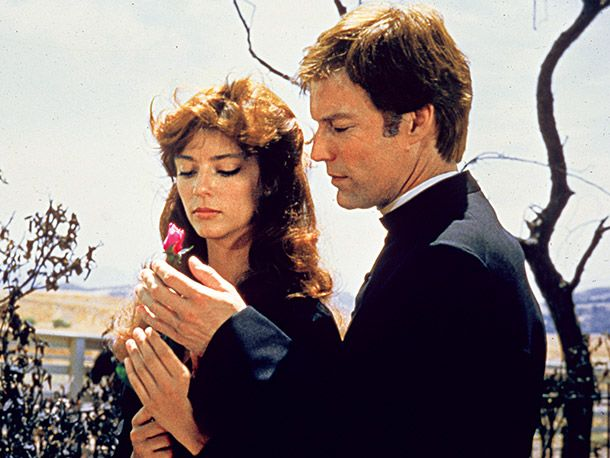 RACHEL WARD and RICHARD CHAMBERLAIN | The Thorn Birds | Sexiest Couples on Network TV: Vote! | Photo 22 of ...