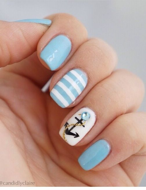 Anchor nails!
