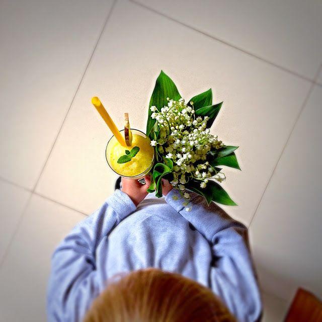 Prawie Perfekcyjna Pani Domu: Ananasowy koktajl