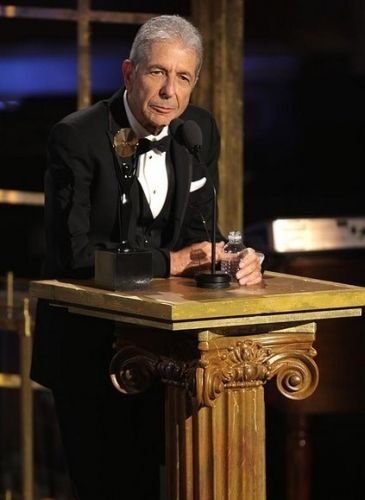 The Rock and Roll Hall of Fame Inductees, 1986 - 2011 Pictures - Leonard Cohen 2008 Inductee | Rolling Stone