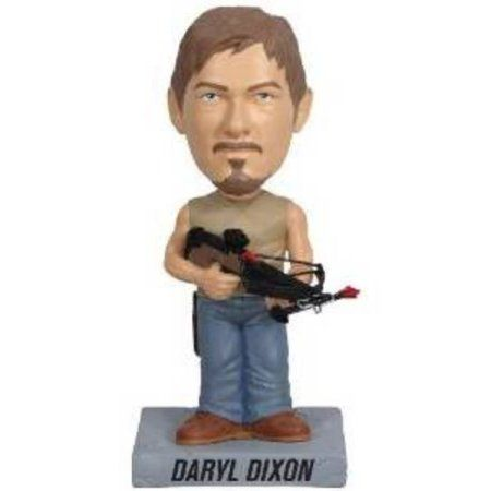 Funko Walking Dead: Daryl Wacky Wobbler, Multicolor