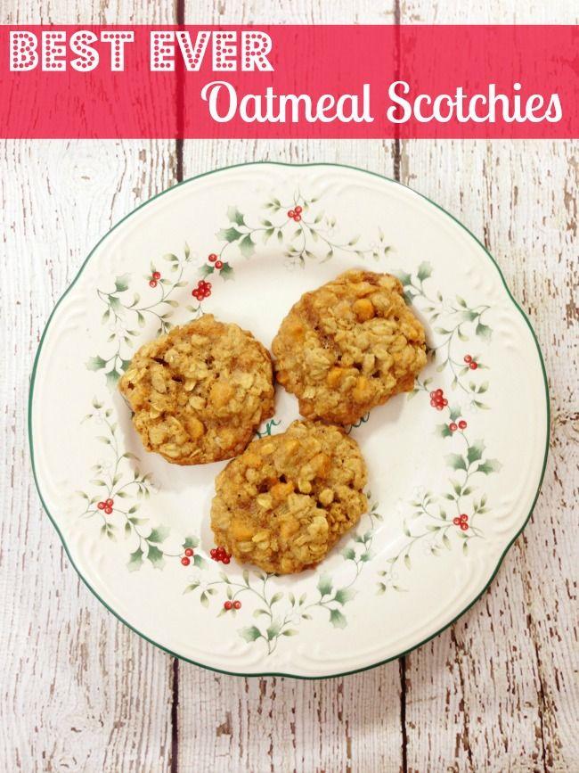 ... Scotchies #goodcookkitchenexprt #sweetcreations | Oatmeal scotchies