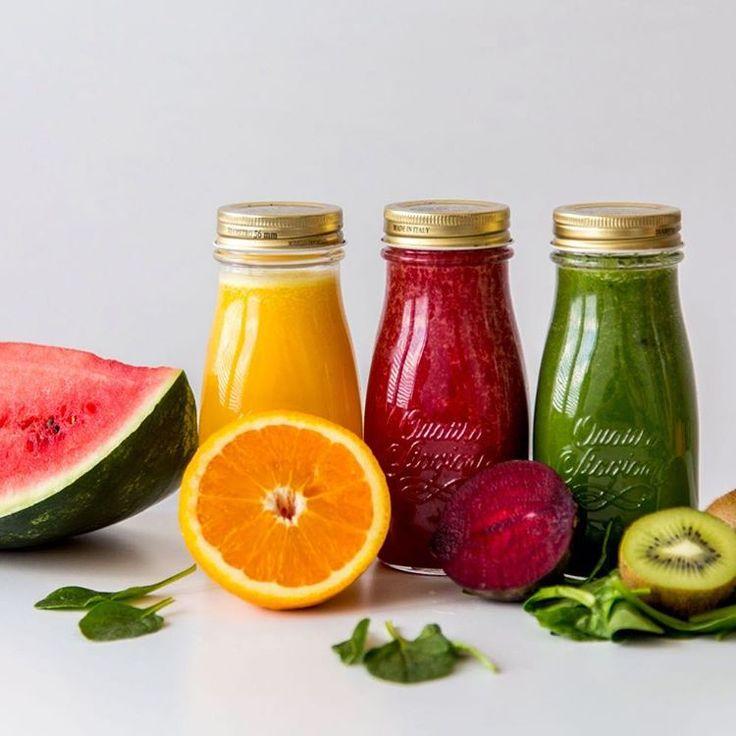 #sokiwsloiku #kuvings #raw #juice #freshjuice #wyciskarka #owoce #warzywa…