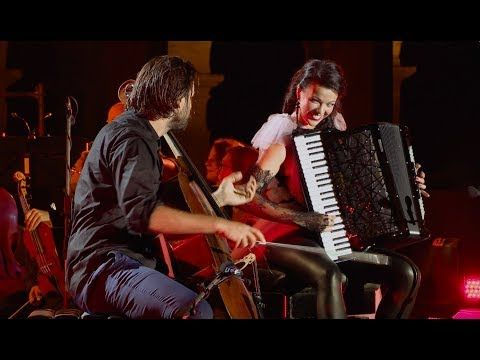 8994) Hauser & Ksenija Sidorova - Libertango - YouTube | My