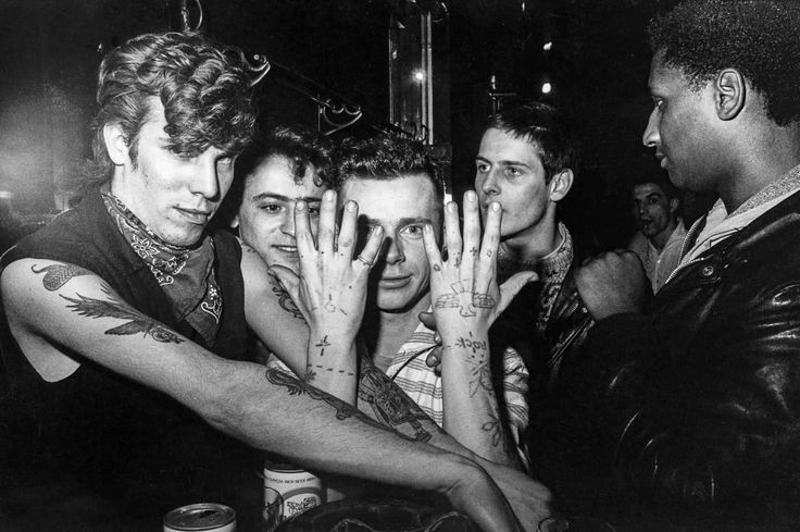 Philippe Chancel's rockabilly rebels. A selection of Philippe Chancel's rarely seen images of multiracial gang life in 1980s Paris, ahead of a new exhibition at the Barbican. https://www.theguardian.com/artanddesign/gallery/2018/feb/03/philippe-chancels-rockabilly-rebels