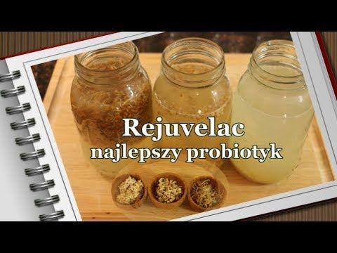 Lek na jelita i najlepszy napój probiotyczny? - REJUVELAC
