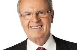'Sunday Morning' Host Charles Osgood to Retire = i always like this man - he's so peaceful and calm and respectful!