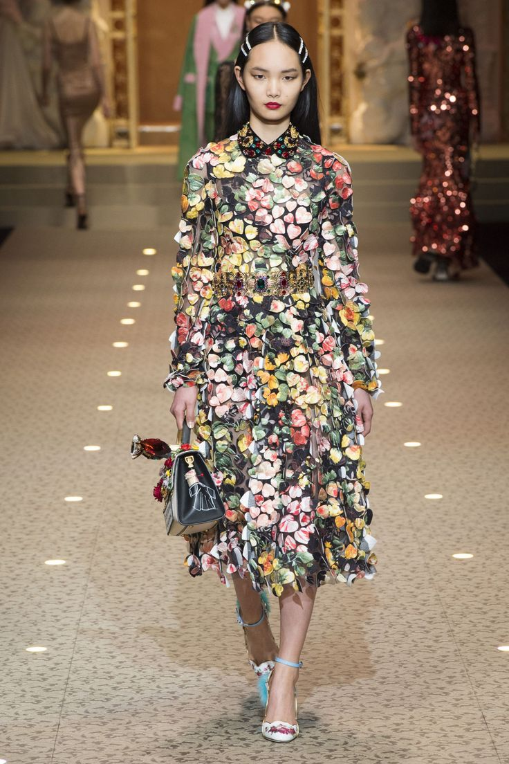 Dolce & Gabbana Autumn/Winter 2018 Ready-To-Wear Collection