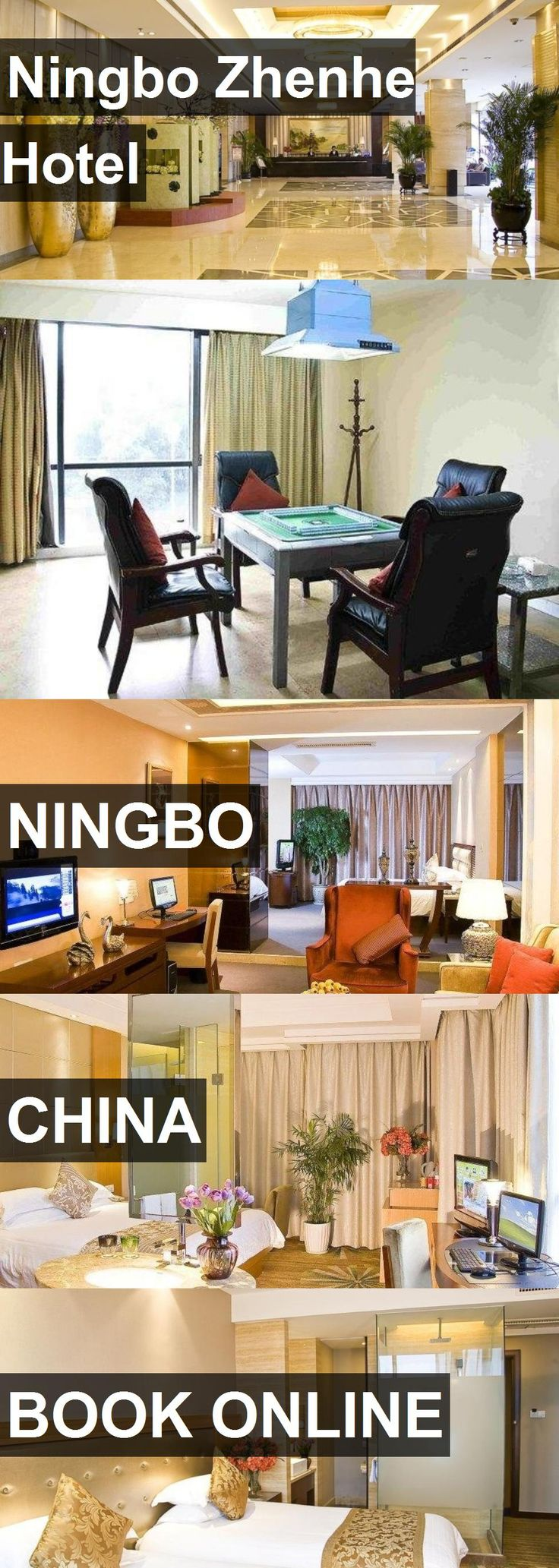 Ningbo Zhenhe Hotel in Ningbo, China. For more information, photos, reviews and best prices please follow the link. #China #Ningbo #travel #vacation #hotel