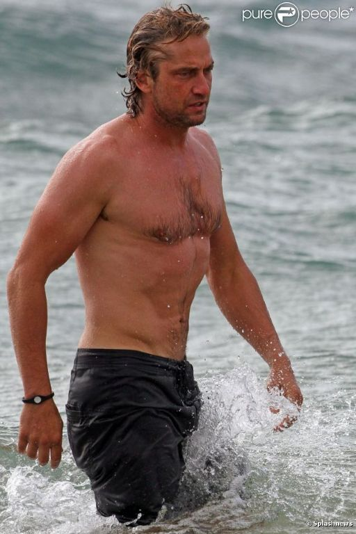 Gerard Butler - What dreams are made of ♥