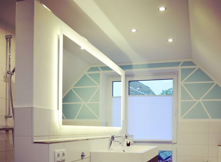 25 best ideas about badezimmerspiegel mit beleuchtung on. Black Bedroom Furniture Sets. Home Design Ideas