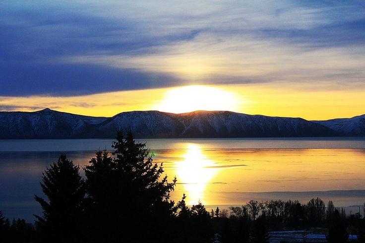 ~ Bear Lake ~ Utah/Idaho....