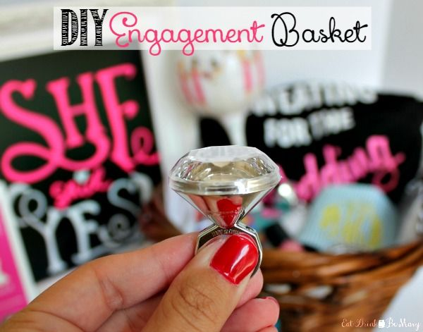 Eat Drink & Be Mary: Tis the Season to get Engaged {almost}
