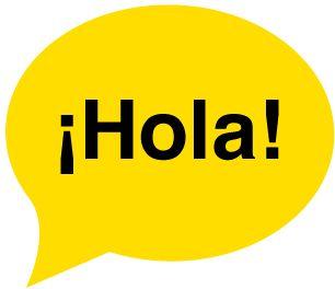 Su clase de español es un desafío que toma notas para el español