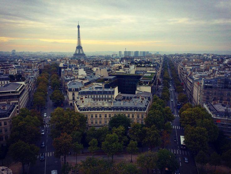 #ArchOfTriumph #Paris #France
