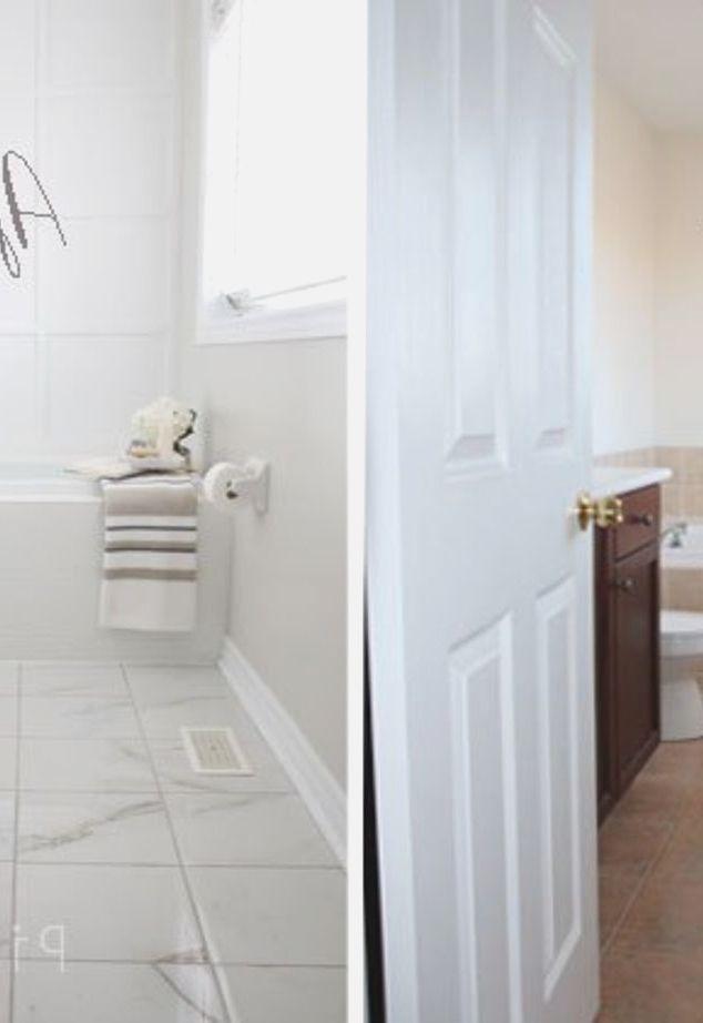 The 25+ best Rustoleum tile transformations ideas on Pinterest ...