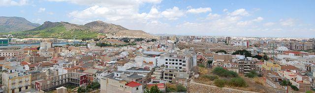 Panorámica de Cartagena desde el Palacio de los Patos | Flickr: Intercambio de fotos