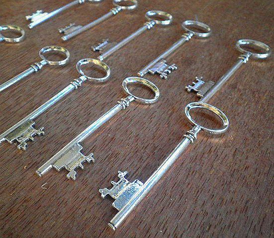 keys i sell for weddings