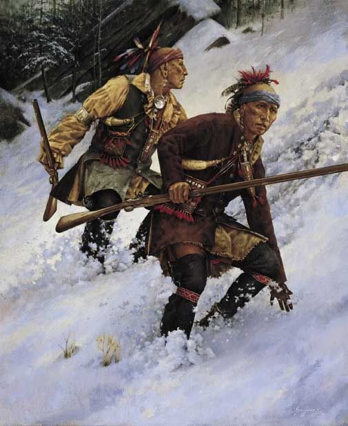 Indian Wilderness Survival Skills: 206 Best Images About 18th Century Frontier Accoutrement