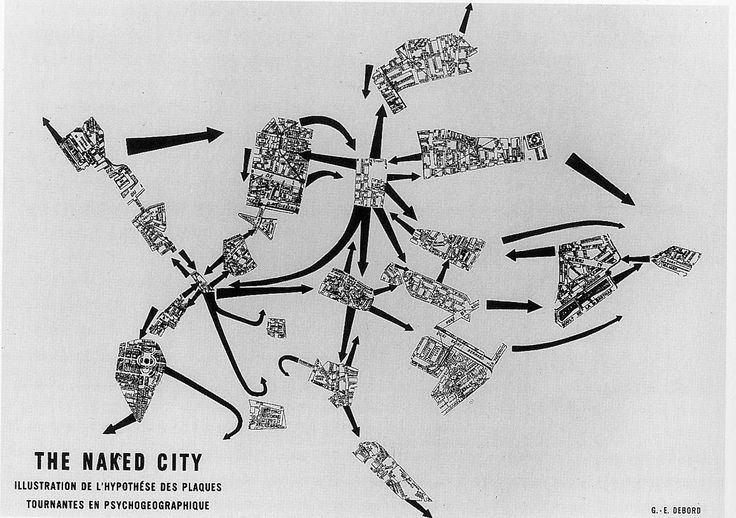 :: The naked city_ Guy Debord & Asger Jorn_1957