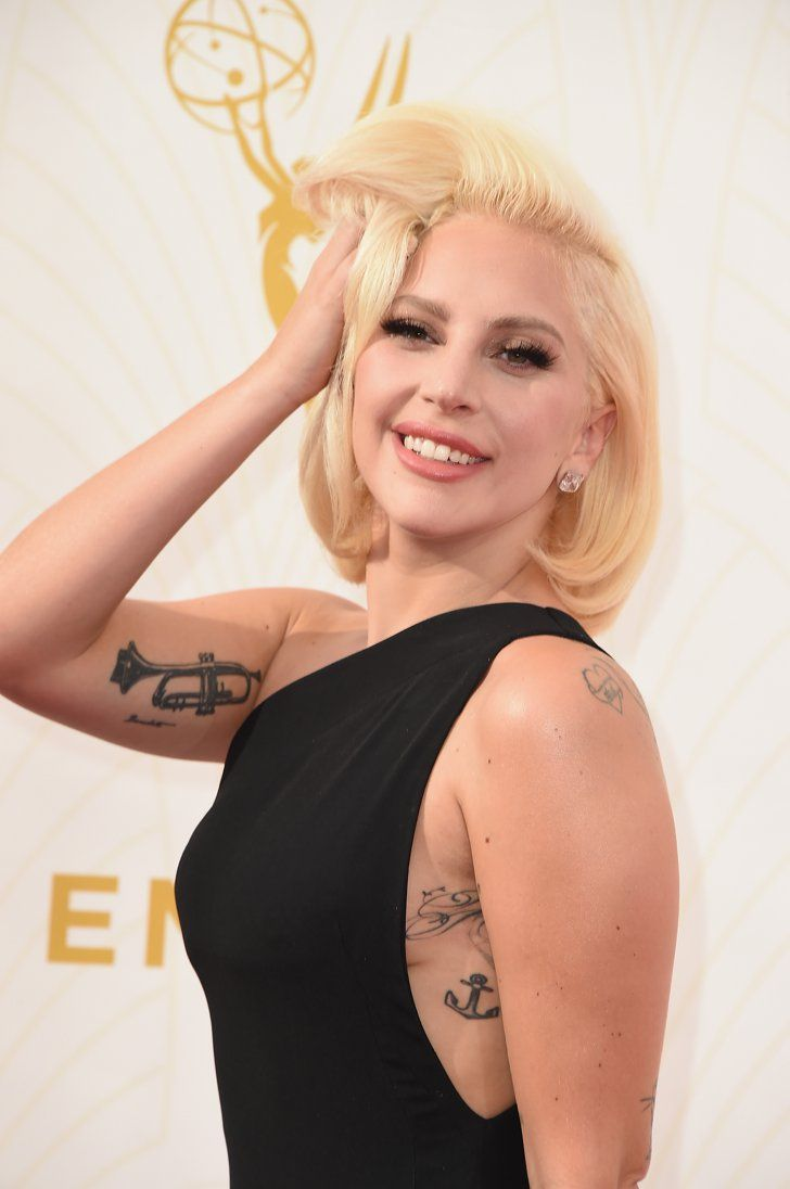 Pin for Later: Lady Gaga's Emmys Appearance Is Anything but an American Horror Story