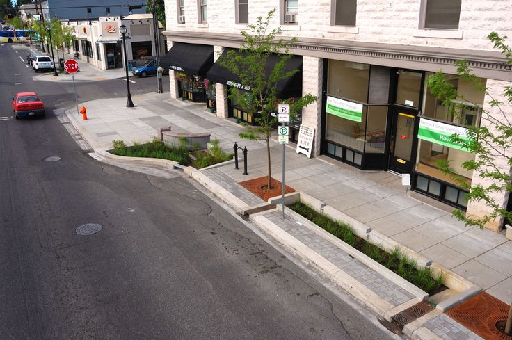 17 Best Images About Stormwater Planters On Pinterest