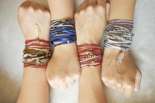 La collection Hiver de ces bracelets By Garance sera donc disponible, au plus tard, fin septembre. Notez donc la date dans vos agendas !