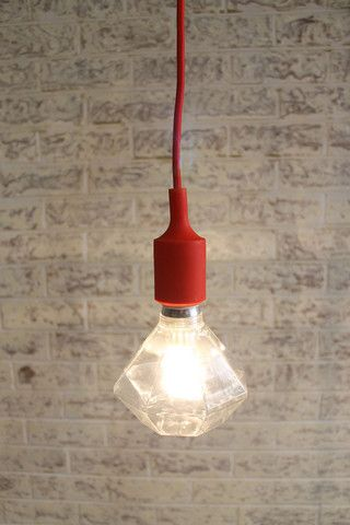P.Pendant Cords in black, red and yellow. Team it with diamond bulb or - Fat Shack Vintage - Fat Shack Vintage
