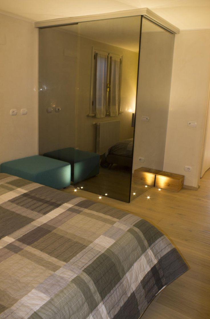 11 best camere da letto bedroom images on pinterest for Cabina 2 camere da letto con planimetrie loft