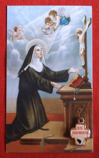 Saint Rita of Cascia - the sweet saint of the impossible