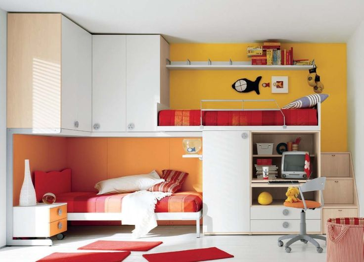 Awesome Kids Modern Bedroom Furniture Ideas Home Design Ideas