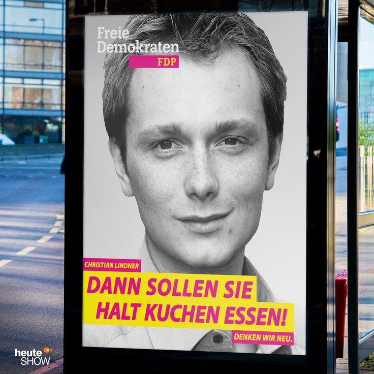 Fdp Wahlplakate