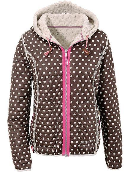 B.C. Best Connections by heine - Parka mit Kapuze khaki im heine Online-Shop kaufen