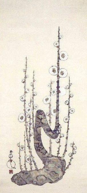 千葉市美術館で「光琳を慕う―中村芳中」を観た!の画像   とんとん・にっき