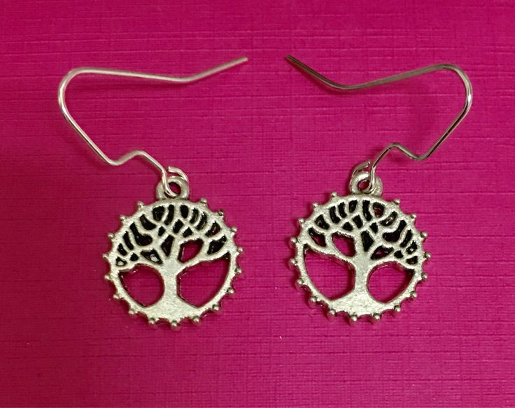 A personal favorite from my Etsy shop https://www.etsy.com/ca/listing/526642594/tree-of-life-earrings