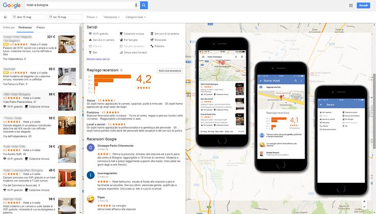 Digital Marketing per Hotel con Google My Business