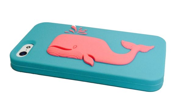 Whale Cell Phone Case