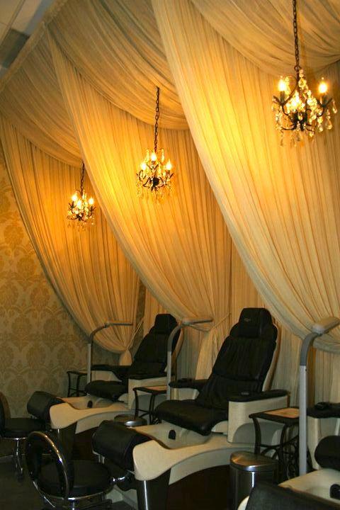 #Elegant Privacy Curtains
