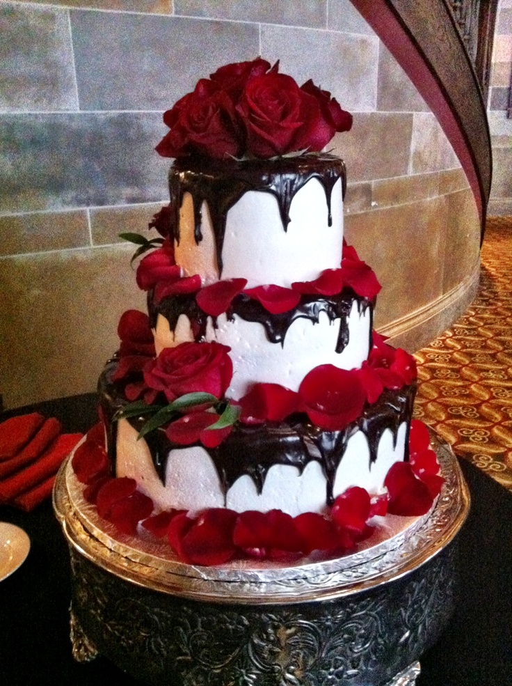 red velvet wedding cake designs wedding cake by creative cakes by donna swirl of 19158