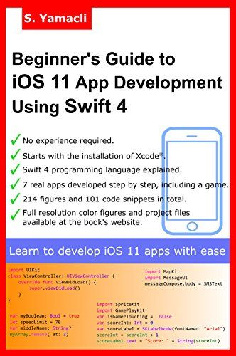 29 best ios books images on pinterest beginner guide to ios 11 app development using swift 4 fandeluxe Gallery