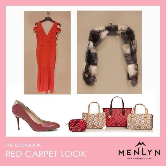 Red Carpet Look Inspired by #ParisatMenlyn