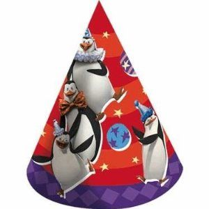 Madagascar 3 Cone Hats by Hallmark. $3.08. Madagascar 3. Madagascar Cone Hat. Kids' Party Supplies. A big-top circus theme is the backdrop for the beloved characters of the popular Madagascar film series--these circus darlings make any party unforgettable.. Save 21%!