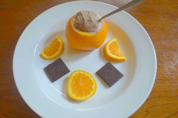 This dairy free ice cream has a nice combination of orange and chocolate flavors and is sugar free, and is served in cute scooped out oranges.  The flavors are really light and refreshing.  You can use either birch xylitol or raw honey for the sweetener.  The vodka is optional but will give ...